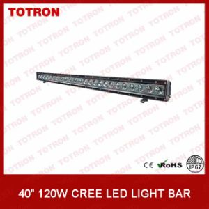 Super Bright! ! ! Totron 120W 40 Inch High Power LED off Road Light pictures & photos