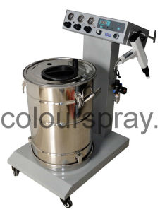 Smart Pulse Powder Coating System Powder Coating Equipment (Colo-610) pictures & photos