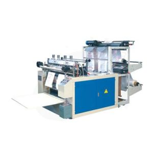 Bag Making Machine (double Lines) pictures & photos