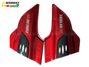 Ww-7601 ABS Plastic, Hj150-2 Motorcycle Side Cover, pictures & photos