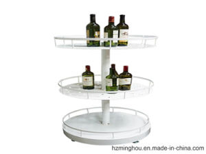 The Newest Popular Supermarket Store Display Shelf with Storage Rack pictures & photos