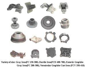 Gray Iron (FC200/250/300/350)