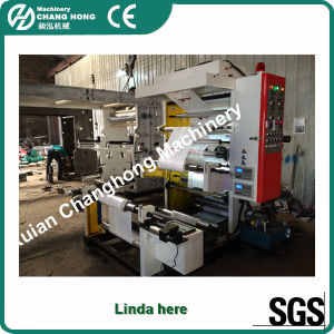 2 Colour Flexographic Printing Machine (CH802) pictures & photos