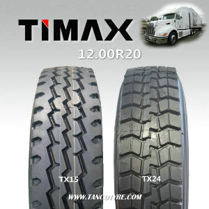 Radial Truck and Bus Tyre (12.00r20) pictures & photos