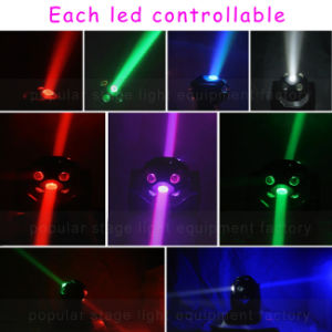 New LED Beam Football Moving Head Light with X/Y Infinite Rotation pictures & photos
