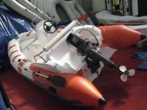 Inflatable Boat (RIB420C)
