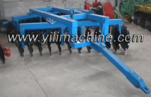 Hydraulic Trailed Offset Used Disc Harrow for Sale pictures & photos