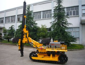Best Quality Blasting Hole Drill Rig pictures & photos