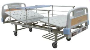 Ca-01106-D Manual Double-Crank Hospital Sickbed
