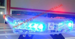 3W R65 Super Bright New Design LED Emergency Warning Light Bar pictures & photos