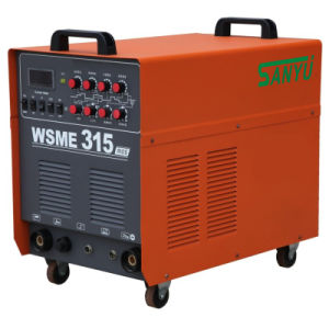 AC/DC Inverter TIG/MMA Pulse Welder-Wsme Series pictures & photos