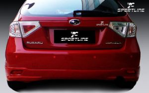 Subaru Parts of Impreza 10th Wrx PU Rear Bumper