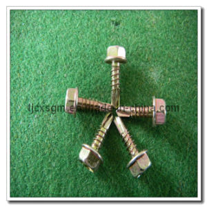 Hex Head Self-Tapping Screw 4.8*35