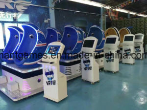 2017 Top Sale! ! ! 9d Vr Electric 360 Seats Vr Chair Egg Simulator Cinema pictures & photos