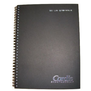Double Wire-O Desk Notebook (K3-003)