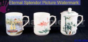Ceramic Tea Cup (ES09C-009)