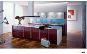 Europe Style Kitchen Cabinet
