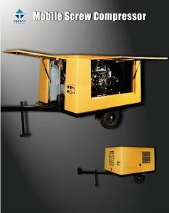 Protable Single Screw Compressor 55kw (TROGY55A)