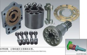 HPV102 Pump Parts Hitach