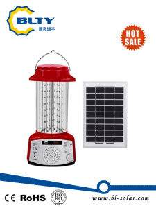 Solar Lantern with Radio and MP3 Play Function pictures & photos