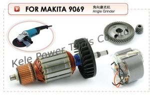 Armature (Stator, Gear Sets for Power Tools for Makita 9069) pictures & photos