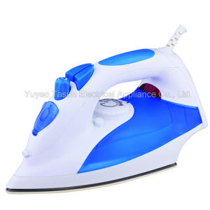 CE Approved Steam Iron (T-603 Blue) pictures & photos