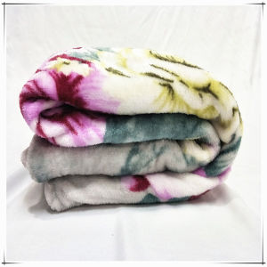 Hot Selling Printed Flannel Fleece Blanket