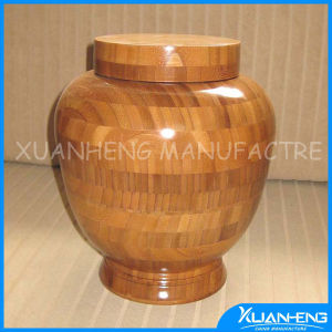 Bamboo Pet Dog Urns pictures & photos