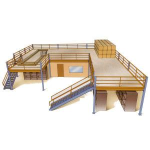Warehouse Steel Platform Rack at Low Price