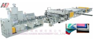 PC/PP Hollow Shutter Extrusion Line