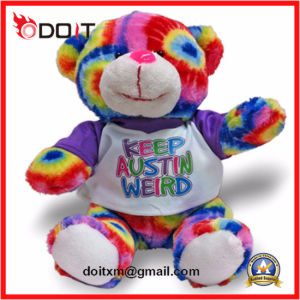 Kids Baby Mascot Stuffed Animal Dog Car Teddy Bear Plush Soft Toys for Promotion Gift pictures & photos