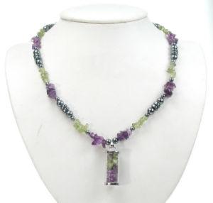 Magnetic Bottle Pendant Necklace