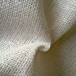 Supply Light 100% Hemp Plain Fabric for Home Textile (QF13-0095) pictures & photos