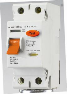 ELCB, RCCB, MCB, RCCB, RCBO, Circuit Breaker pictures & photos