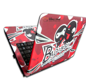 Full Body Laptop Skin for DELL Laptop Sticker pictures & photos