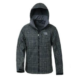 Men Soft Shell Jacket (N-100)