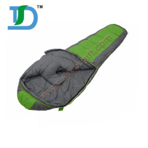Profession Goose Down Mummy Shape Camping Sleeping Bag pictures & photos