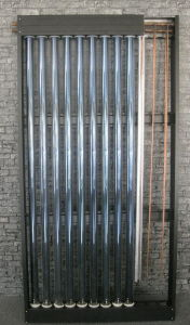 New U Type Solar Water Heater with Highest Heat Efficiency pictures & photos