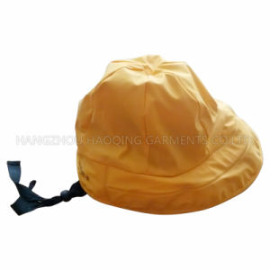 PU Rain Cap for Adult pictures & photos