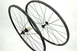 EN Standard 20mm Tubular Carbon Road Bicycle Wheels (BX-W20T)