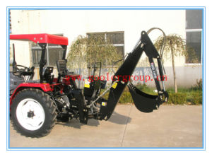 Backhoe Fit with 25-35HP Tractor, Backhoe Loader Lw-6 pictures & photos