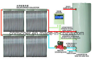 Split Pressure Solar Water Heater (MCP2)