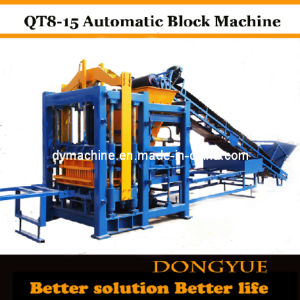 Flyash Brick Making Machine Qt8-15 Dongyue pictures & photos