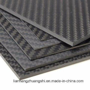 Top Quality Carbon Fiber Sheet 3k Plain/Twill pictures & photos
