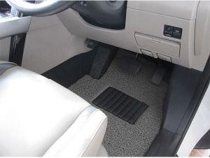 Durable PVC Coil Car Carpet/ Mats -Grey pictures & photos