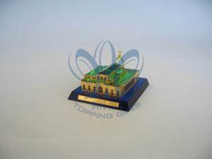 Al Aqsa Mosque (Crystal and Gold Model) Small