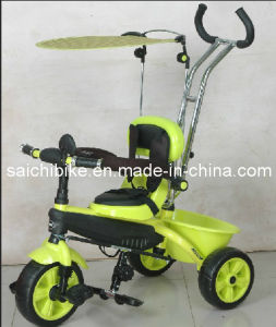 Ideal Design Comfortable Children Tricycle / Baby Tricycle (SC-TCB-126)