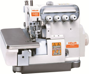 Super High-Speed Overlock Sewing Machine Hj868-3/4/5