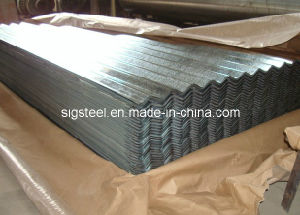 Hot Dipped Corrugated Galvanized Steel Roofing Sheet pictures & photos