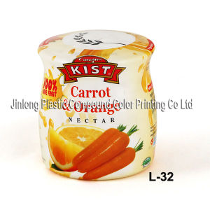 PVC Shrink Label for Cans ISO9001: 2008 Certificated (L-59) pictures & photos